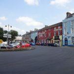 Irish town on the O'Donoghue 2014 Tour